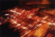 """waves"", 2006, 133 x 193 cm, oil on cotton"