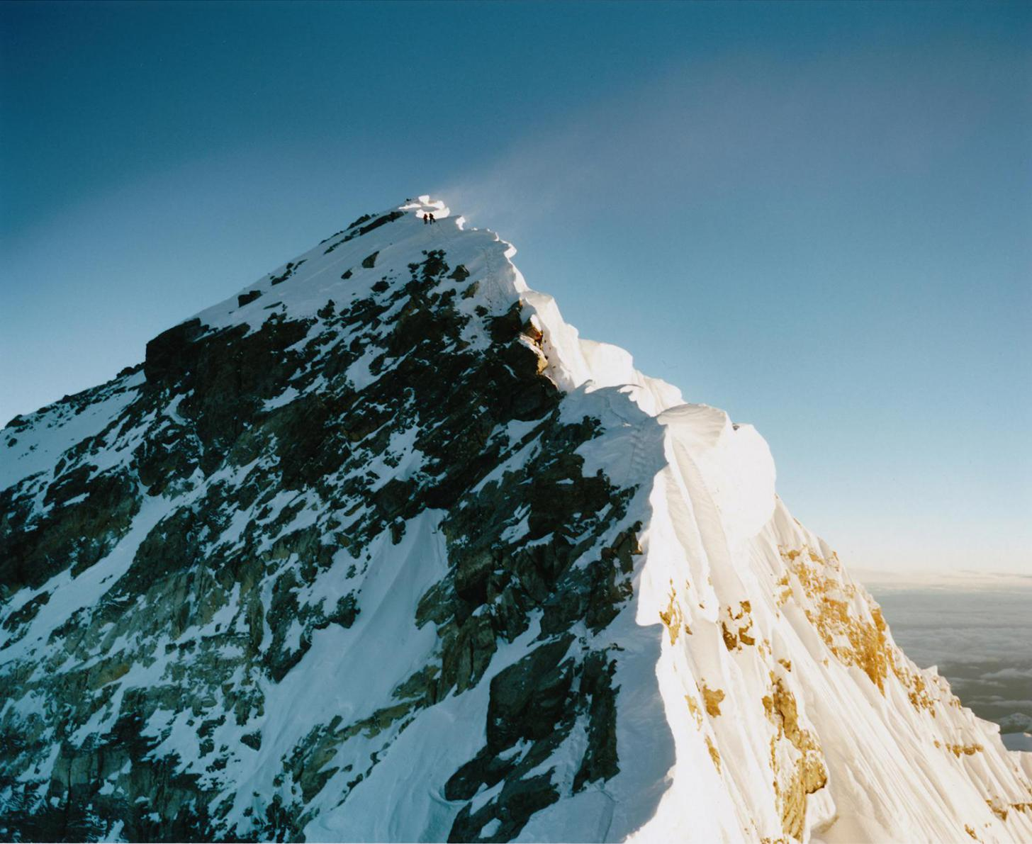 """Everest #7"" , 2011, C-print, Edition of 12+AP"