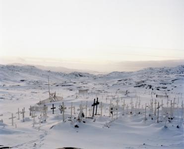 "NAOKI ISHIKAWA, ""Grave yard/llulissat"", 2006"