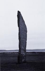 """Steness"" 2006 silver print, image size h.75.5 w.49cm, photo by: Keizo Kioku"