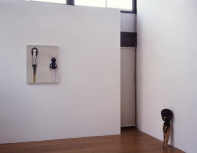 Installation view, photo by Keizo Kioku