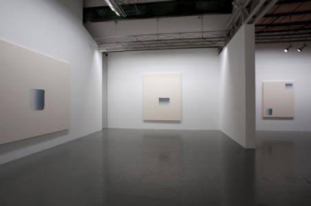 Installation view at SCAI THE BATHHOUSE, 2011