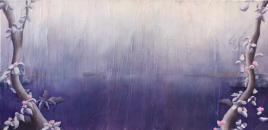 "Kounosuke Kawakami ""industry 5"", 2010, Mixed Media on Canvas, 120 x 250 cm"