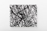 "Kohei Nawa ""Line-Fragment #30"", 2008, acrylic on paper, h.24.2 x w.29.4 x d.2.5 cm"