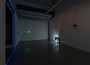 &quot;Falling rope&quot;, installation view in SCAI THE BATHHOUSE, 2013<br>Dimensions variable, LED, LED controllers, LCD monitor, speakers, media player, cables<br>photo by Nobutada OMOTE | SANDWICH
