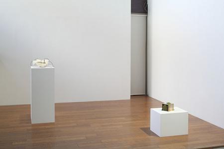 "Nobuko Tsuchiya ""11th Dimension Project"" 2011, SCAI THE BATHHOUSE photo by Keizo Kioku"