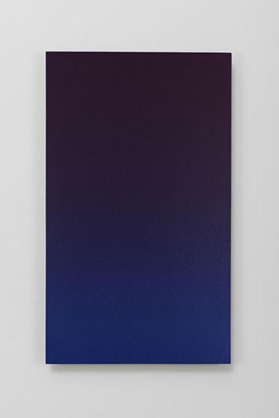 <i>pilot,</i> 2015, acrylic on cotton and panel, 92x 54.5 cm