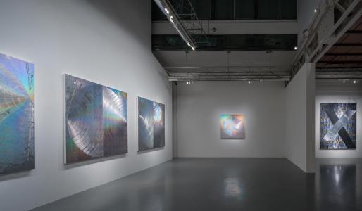 Daisuke Ohba Exhibition 2017, SCAI THE BATHHOUSE photo by Nobutada Omote