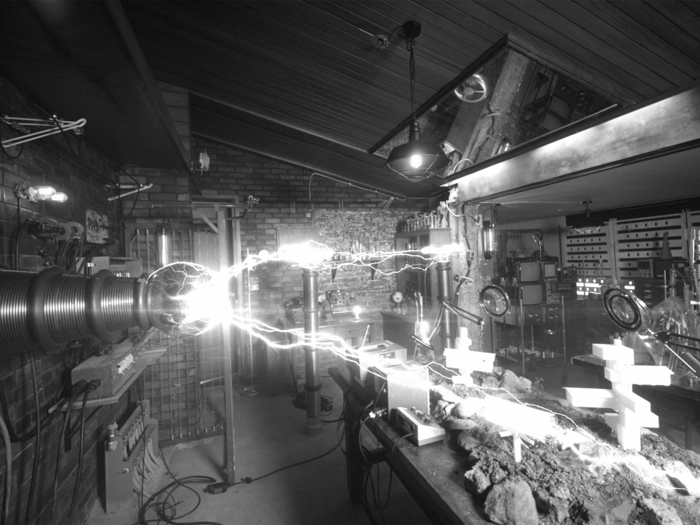 ムン&チョン 《フリーダム・ヴィレッジ》 2017年、シングルチャンネルビデオ、音、12分15秒、サイズ可変(スティールカット)