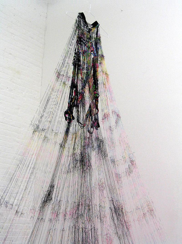 "Kaoru Hirano, ""untitled -jacket-"", 2008, jacket (New York)"