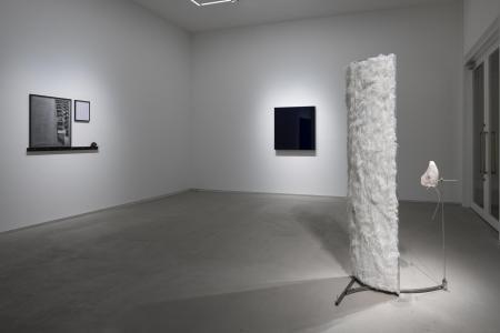 Anne-Charlotte Finel, Enzo Mianes, Anne-Charlotte Yver, Nobuko Tsuchiya, Atsushi Saga, 2019, SCAI PARK, photo by Nobutada Omote