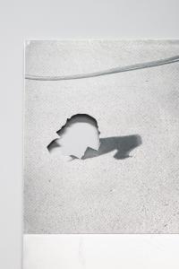 """Nathan Hylden, """"untitled"""",(detail), 2018, Acrylic on aluminum, 208.2 x 172.1 (cm) photo by Nobutada Omote"""