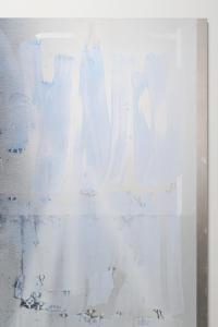 """Nathan Hylden, """"untitled"""",(detail), 2014, Acrylic on aluminum, 196.9 x 144.8 (cm) photo by Nobutada Omote"""
