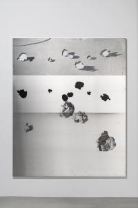 """Nathan Hylden, """"untitled"""", 2018, Acrylic on aluminum, 208.2 x 172.1 (cm) photo by Nobutada Omote"""