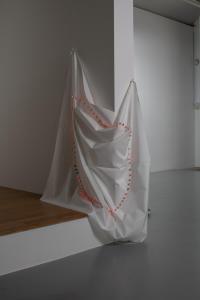 "Tatsuo Miyajima ""Uncertain"" 2020, SCAI THE BATHHOUSE photo by Nobutada Omote"